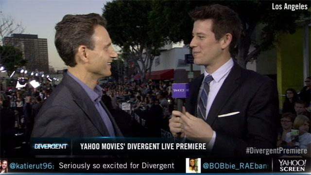 Tony Goldwyn Recieves Overwhelming Support from Divergent Fans