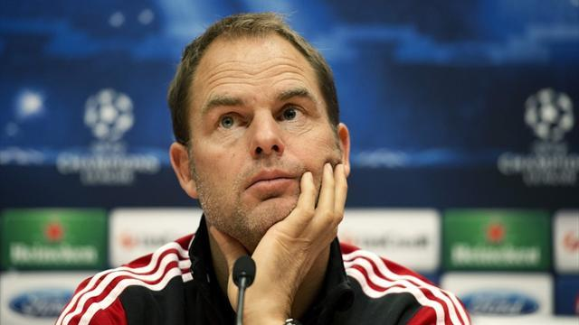 Premier League - De Boer fancies Tottenham or Liverpool jobs