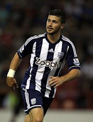Shane Long was amongst the scorers for West Brom