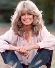 Farrah Fawcett, beauty icon