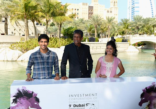 2012 Dubai International Film Festival - Day 1