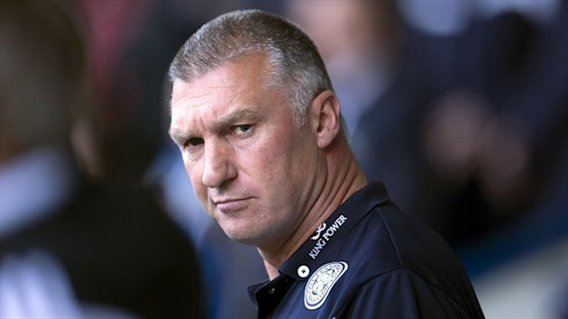 Nigel Pearson's Leicester are three points from safety at the bottom of the Premier League