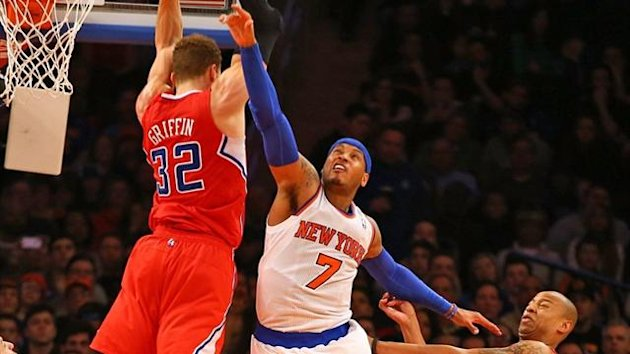 Die Clippers gewinnen in New York