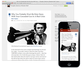Quora Introduces Bloggers to Over 500,000 Readers image main qimg d95a76415511686acacdce7e72f96cdd