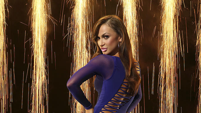 """Dancing with the Stars"" Season 16 KARINA SMIRNOFF"