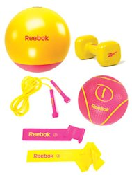 Pump it up! New summer brights fitness range from Reebok