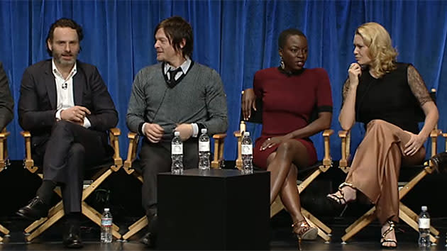 """The Walking Dead"" PaleyFest Panel"