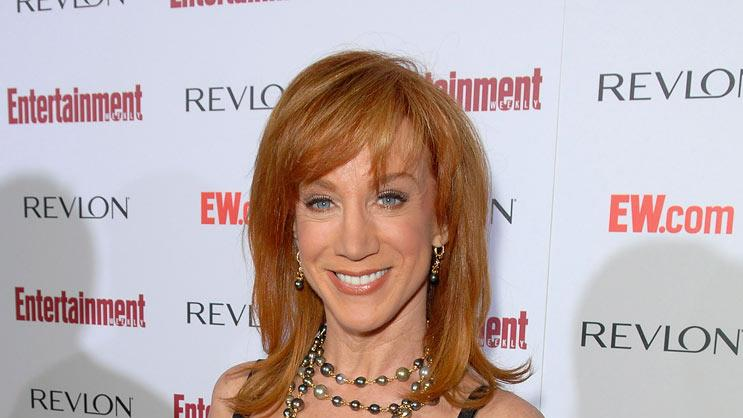 Kathy Griffin arrives at Entertainment Weekly's 5th Annual Emmy Celebration at Opera/Crimson on September 15, 2007 in Los Angeles, California.