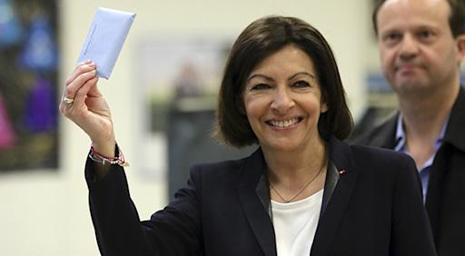 Anne Hidalgo, patronne de Paris mais pas de son arrondissement