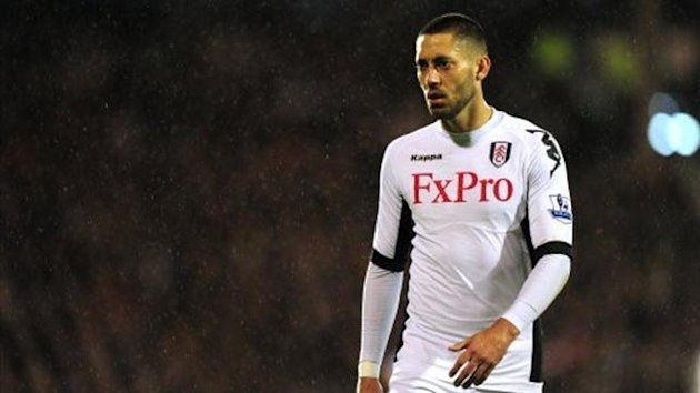 Clint Dempsey was upset at prospect of the move falling through (PA)