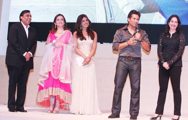 A-listers at Mukesh Ambani's bash