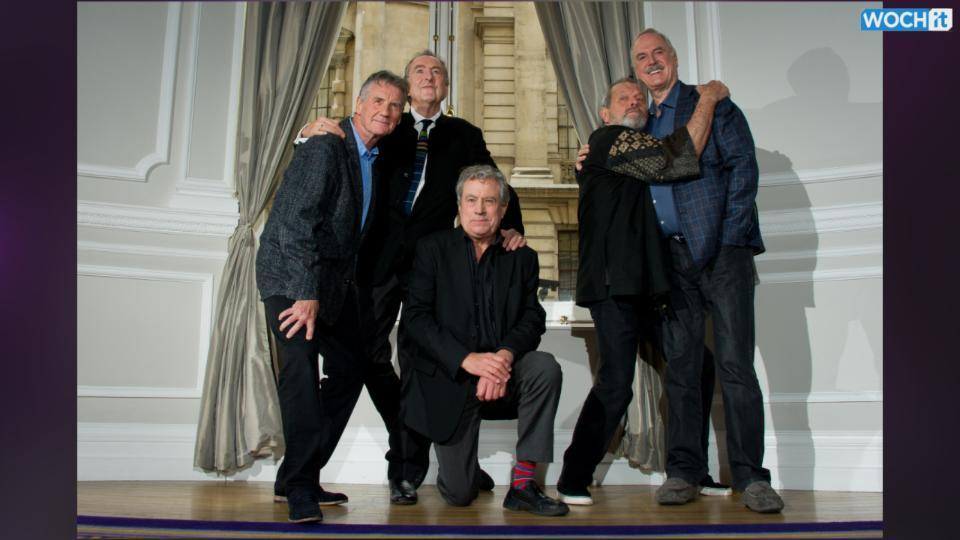 "Monty Python Reunion Promises ""comedy, Pathos And Ancient Sex"""