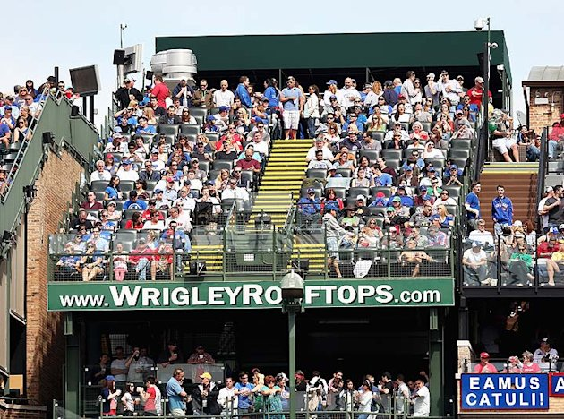 Wrigley Rooftops - 11 Photos - Venues & Event Spaces - 3643 N ...