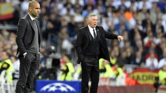 Champions League - Guardiola remains 'optimistic' despite defeat