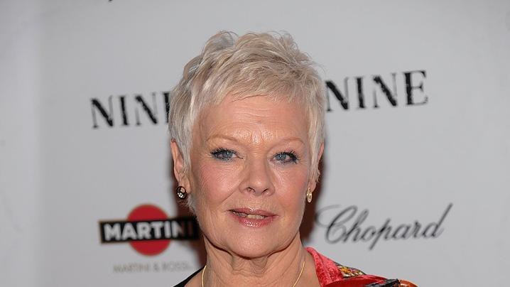 Judi Dench birthday