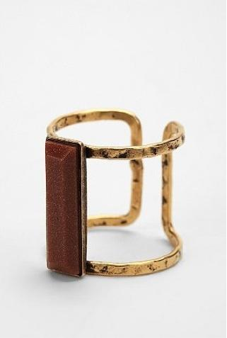 Negative Space ring, $24, at Urban Outfitters