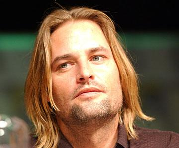 Josh Holloway San Diego Comic-Con, 7/16/2005