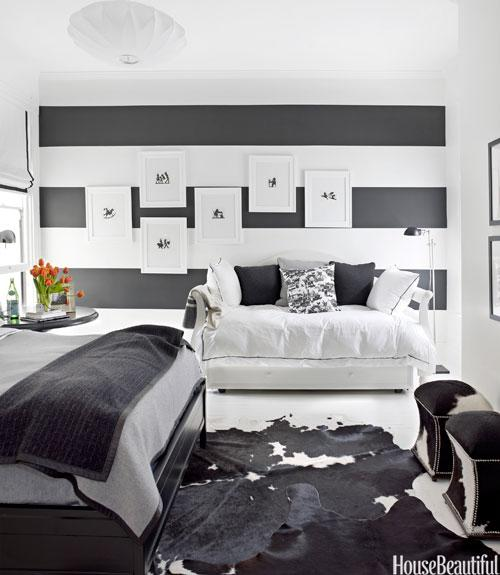 Bold Bedroom