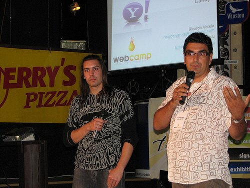 Webcamp photos
