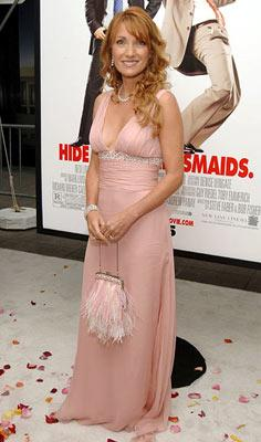 Jane Seymour at the New York premiere of New Line Cinema's Wedding Crashers
