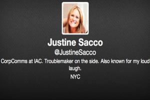 Justine Sacco Fired by IAC for 'Offensive' AIDS in Africa Tweet