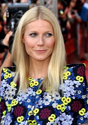 Frisky or Frightful? Gwyneth Paltrow Leaves Her Bra Home (Again!) at Awards Gala