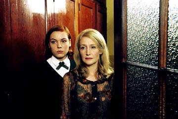 Agnes Bruckner and Patricia Clarkson in MGM's The Woods