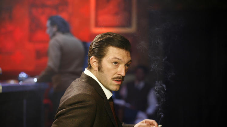Vincent Cassel Mesrine: Killer Instinct Production Stills Music Box 2010