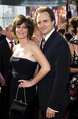 Jane Kaczmarek, Bradley Whitford 55th Annual Emmy Awards - 9/21/2003
