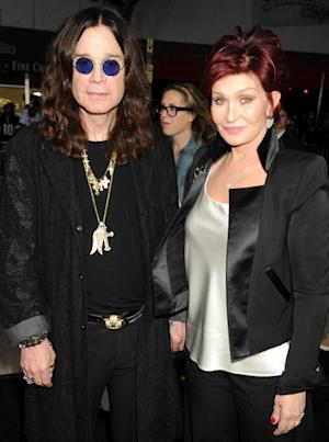Sharon Osbourne's House Catches Fire From Candle, Ozzy Osbourne Burns His Hair