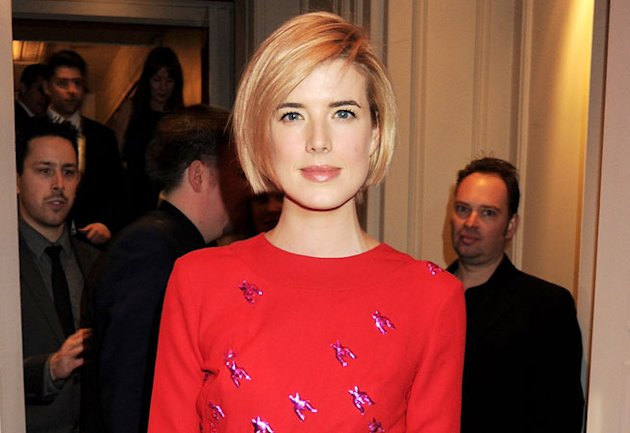 Agyness Deyn Lands First Film Lead‎ In 'Sunset Song' - Let's Remember Her Finest Acting Moments