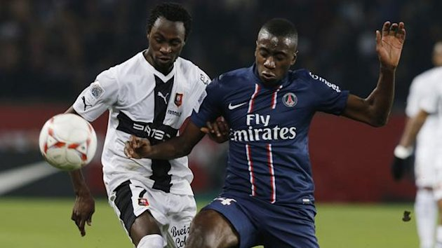 FOOTBALL 2012 PSG-Rennes (Matuidi)