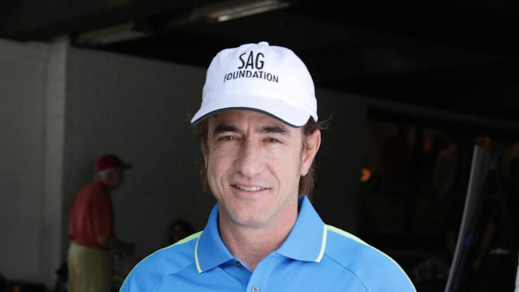 Dermot Mulroney at the Screen Actors Guild Foundation 4th Annual Golf Classic Actors Fore Actors, on Monday, June, 10, 2013 in Los Angeles. (Photo by Eric Charbonneau/Invision for SAG Foundation/AP Images)