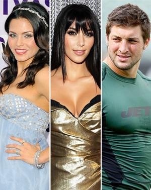 Jenna Dewan-Tatum's Baby Bump, Kim Kardashian's Fake Bangs, Tim Tebow's Split: Top 5 Stories of Today