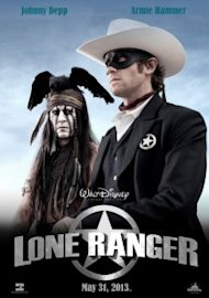 Summer of Doom: 3 Lessons From Hollywood's Latest Busts image lone ranger movie poster 211x300