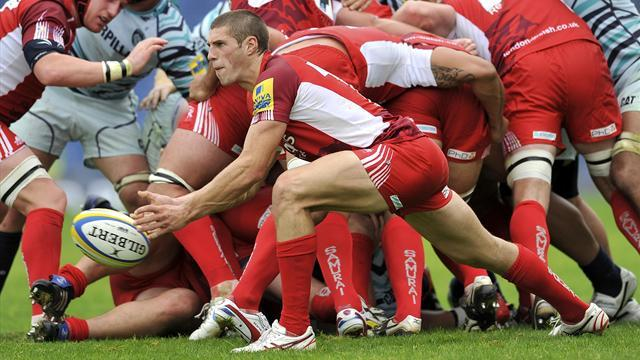 Aviva Premiership - London Welsh's top-flight future on the line