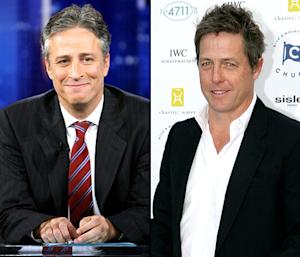 "Jon Stewart Will ""Never"" Welcome Hugh Grant Back on The Daily Show"