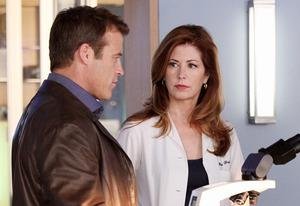 Mark Valley, Dana Delany | Photo Credits: Richard Cartwright/ABC