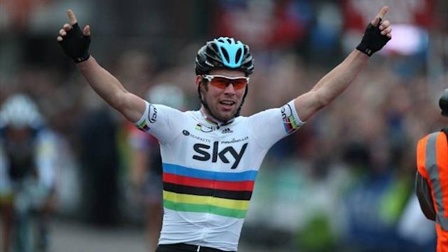 2012 Mark Cavendish