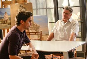 Matt Bomer, Treat Williams  | Photo Credits: David Giesbrecht/USA Network
