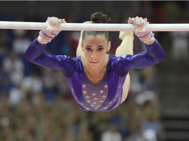 Olympics: Gymnastics-Women's Qualification