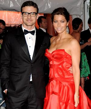 Justin Timberlake, Jessica Biel Marry in Italy!