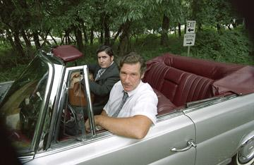 Alfred Molina and Richard Gere in Miramax Films' The Hoax