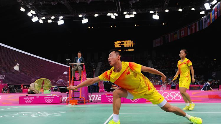Olympics Day 2 - Badminton