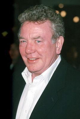 Albert Finney at the Mann Village Theater premiere of Universal's Erin Brockovich