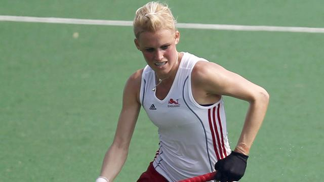 Field Hockey - Danson double gives England edge at World League