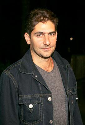 Premiere: Michael Imperioli at the New York premiere of Dreamworks' Shark Tale - 9/27/2004