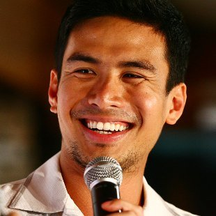 Christian Bautista (Jerome Ascano, NPPA Images)