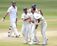 The Indian pace bowling was brilliant