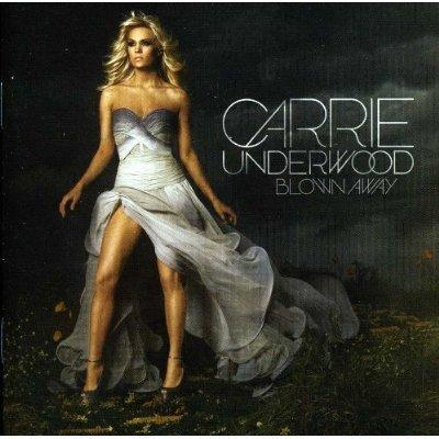 10. Carrie Underwood, Blown Away - Carrie's Leg refused to be upstaged by Angelina's Leg in 2012. The singular gam peeked out at a series of awards-show performances but made its most prominent uni-th